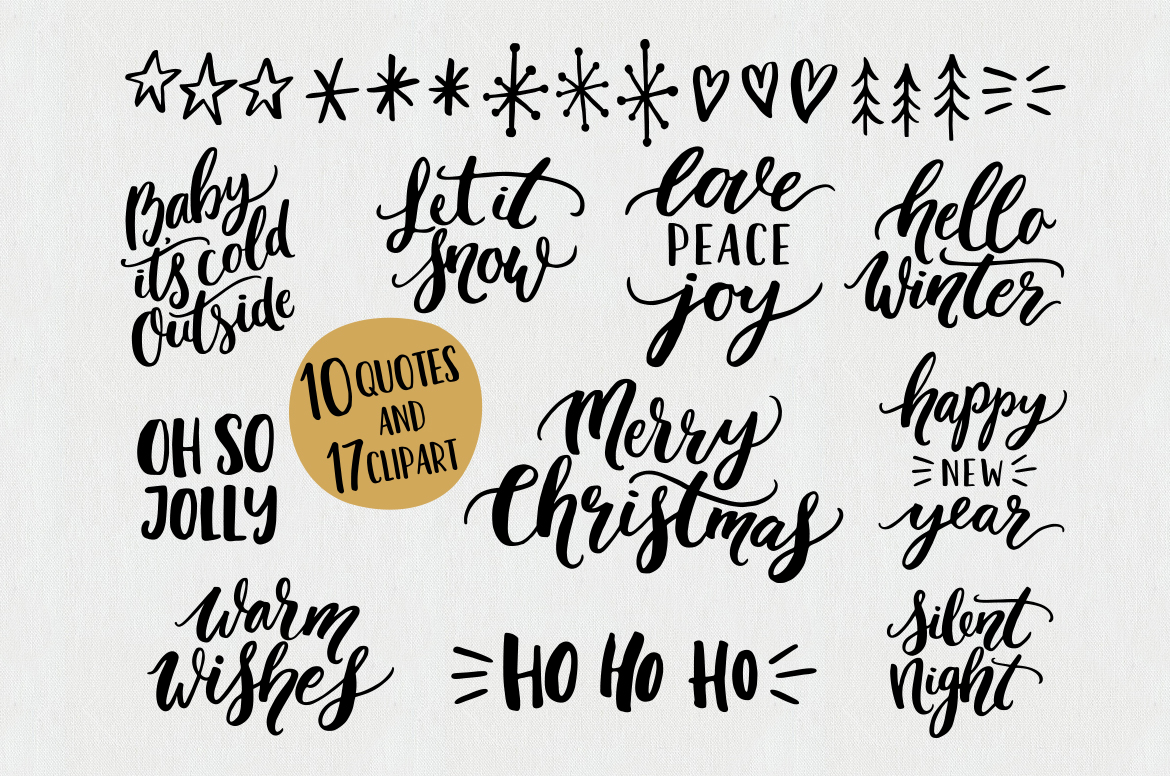 Merry Christmas Quotes Amp Clipart