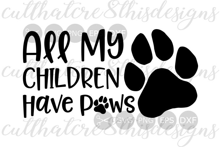 Download All My Children Have Paws, Animals, Love, Furry Friends ...