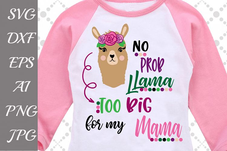 Download No Prob Llama Svg
