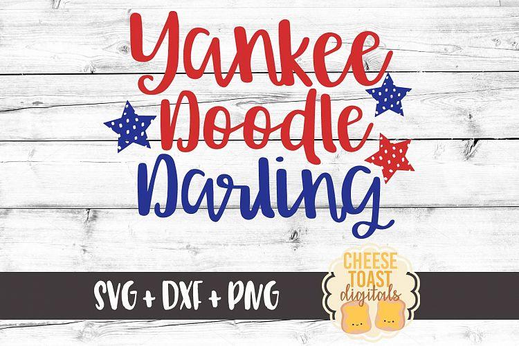 Download Yankee Doodle Darling - Fourth of July SVG (82600) | SVGs ...