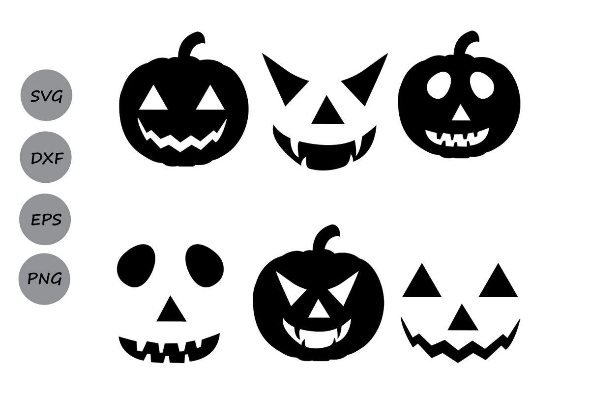 Halloween Pumpkin Svg Pumpkin Faces Svg Pumpkin Svg Halloween Svg Pumpkin Faces Clipart