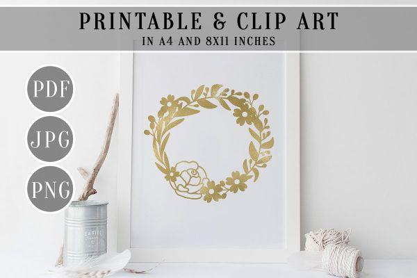 wreath template pdf # 21