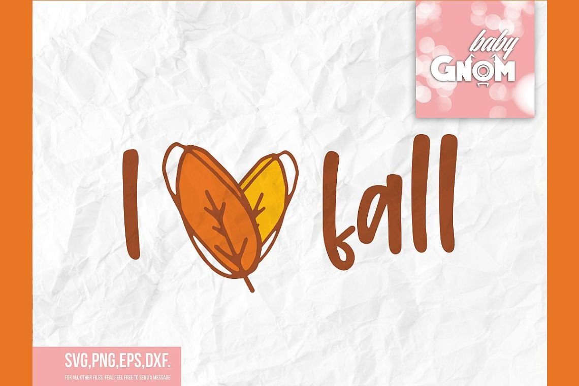 Download I love fall svg, Fall Vibes svg, Fall svg, Autumn sign, Fall