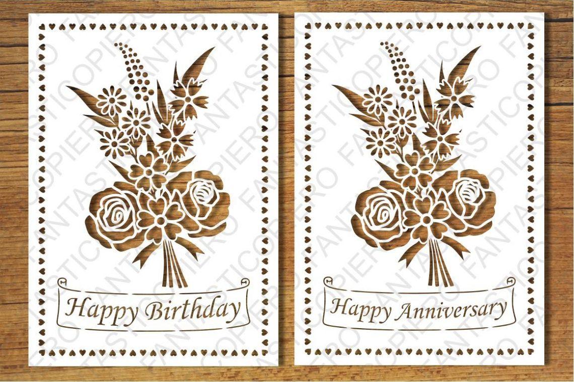 Download Happy Birthday, Happy Anniversary 3 SVG files. (63536 ...