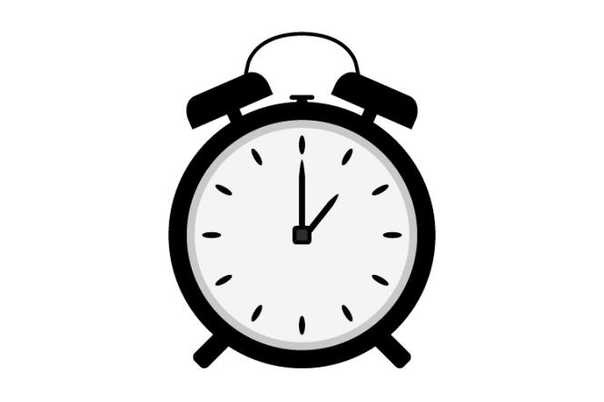 Alarm Clock Icon 350867 Icons