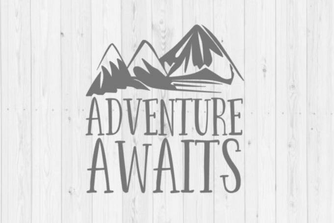 Download Adventure awaits, mountain svg, cut file, digital download ...