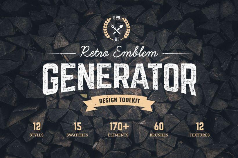 vintage lettering generator | Jidiletter co