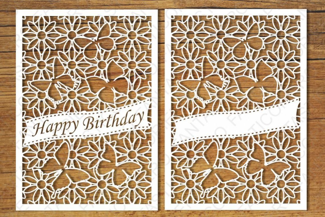 Download Happy Birthday, Greeting Cards 2 SVG files. (60878) | Cut ...
