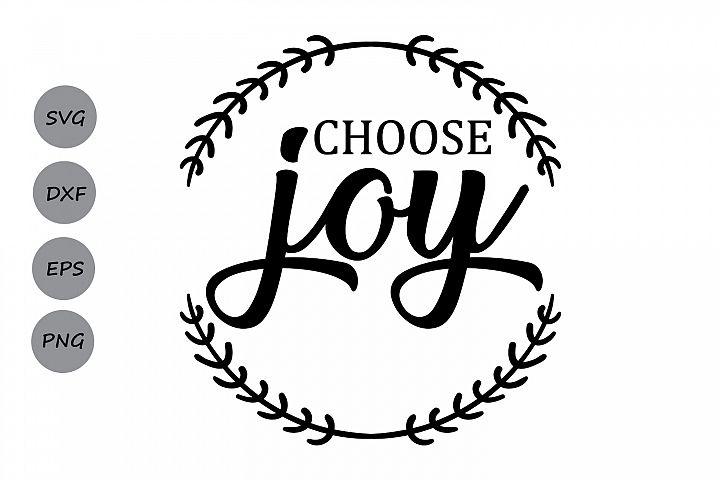 Download Choose Joy SVG, Christmas SVG, Choose Happiness, Merry ...