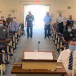Return to Worship, Sept. 13th, 2020 - First Baptist Church Hubbard Church Family SLIDER