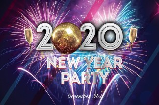 Thumbnail for the post titled: New Year's Eve Party 2020