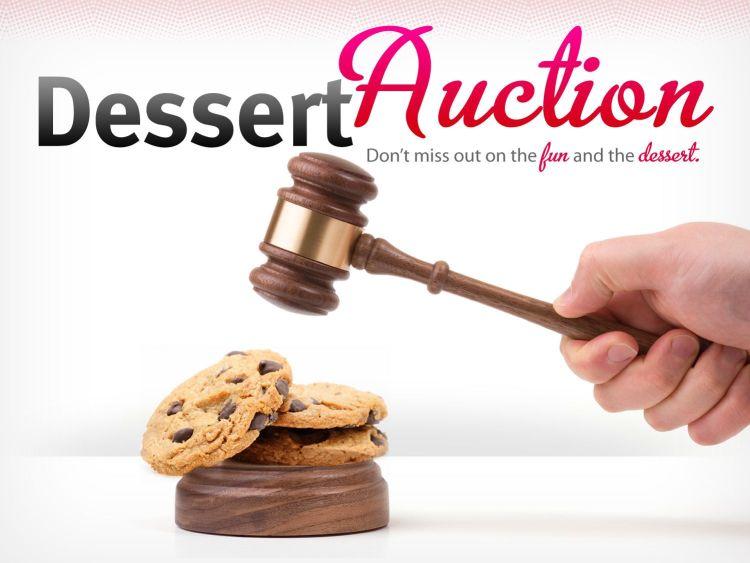 Dessert Auction