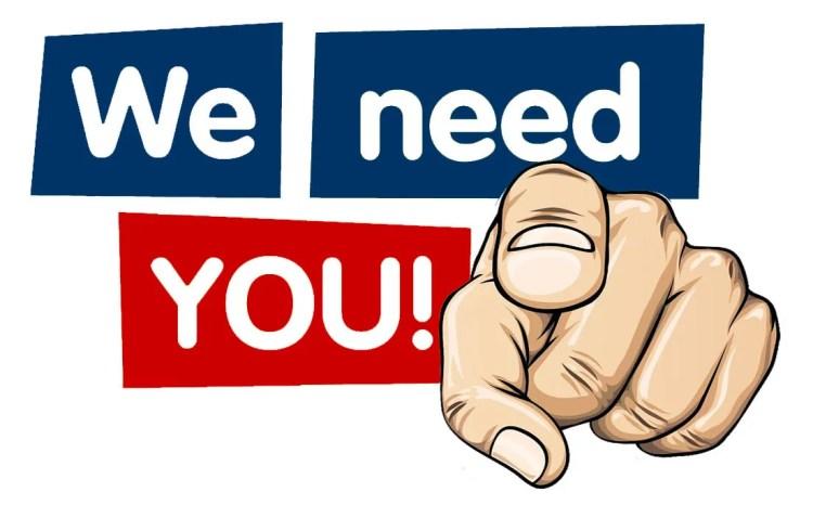 volunteer-we-need-you