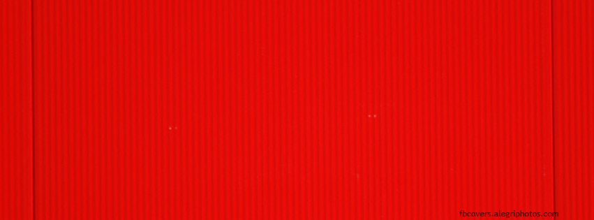 Red Plastic Texture Facebook Cover Alegri Covers For