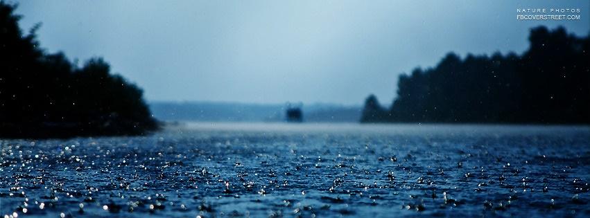 Rain Facebook Covers