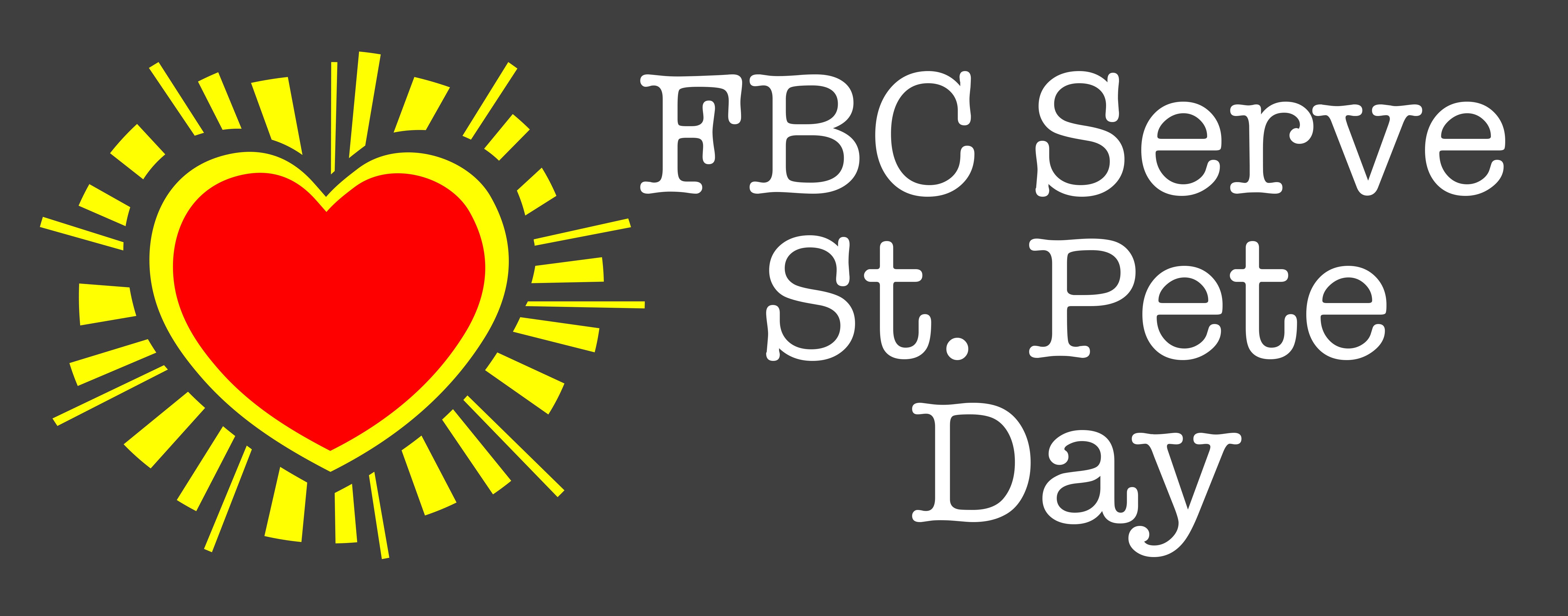 FBC Serve St. Pete Day