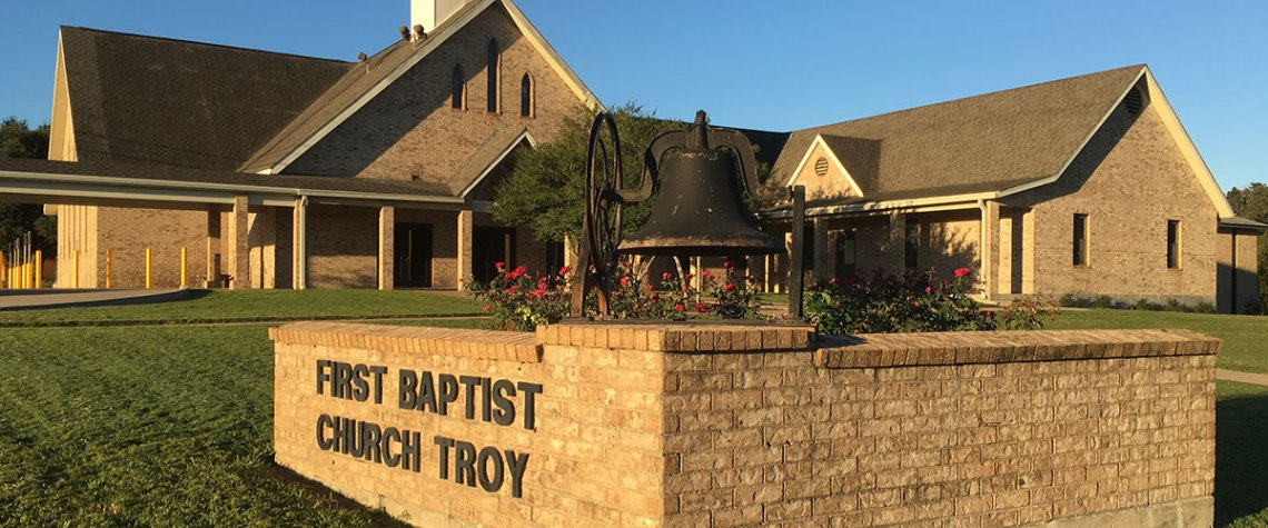 First Baptist Church - Troy, TX