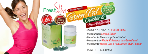 fresh slim Obat pelangsing