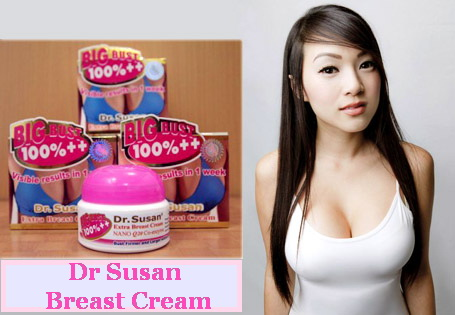 Cream Pembesar payudara Dr.Susan Breast