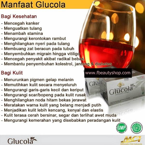 Manfaat Glucola MCI