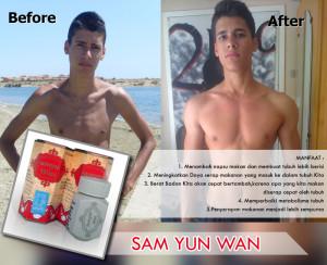 testimoni samyun wan