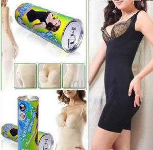 Bamboo kaleng slimming suit
