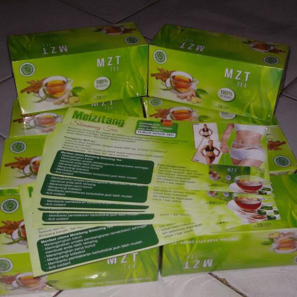 Meizitang slimming teh