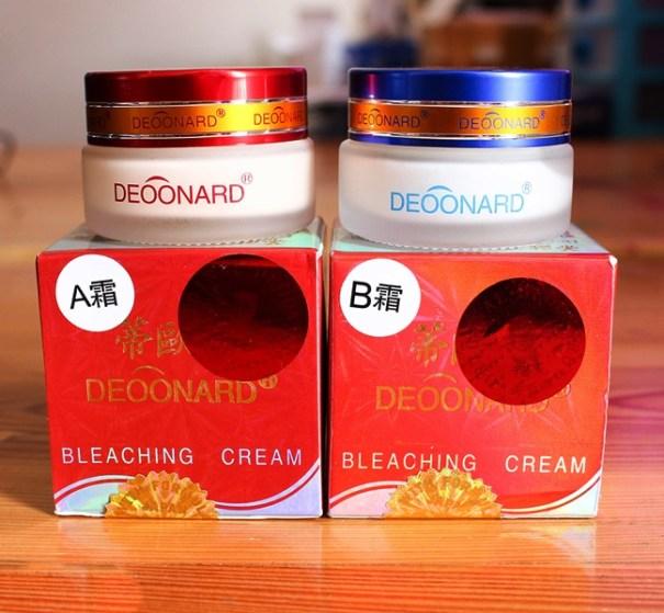 Cream Deoonard Red Bleaching Satuan
