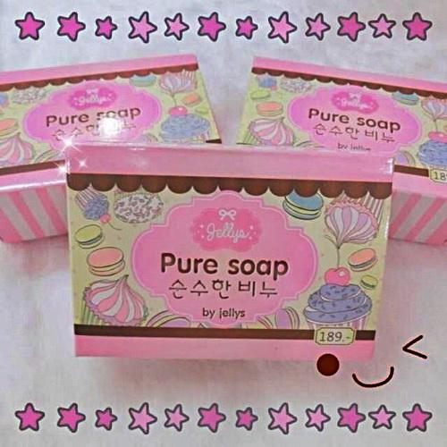 gambar pure soap