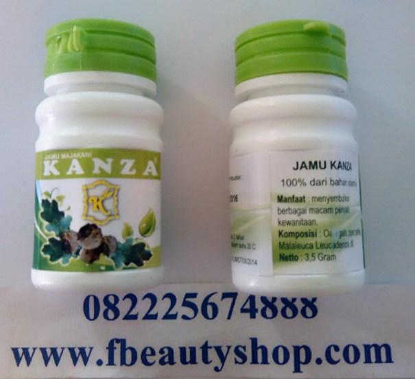 Majakani Kanza Herbal Atasi Kewanitaan