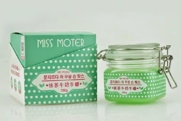 Miss Moter Matcha Milk Hand Wax Pemutih Kulit