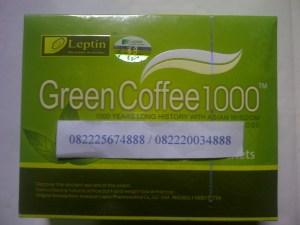 leptin green coffee original pelangsing ampuh