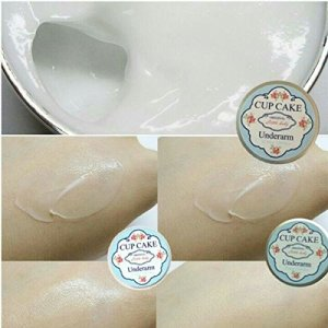 cream pemutih ketiak underarm cupcake