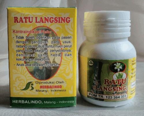 obat diet Ratu Langsing