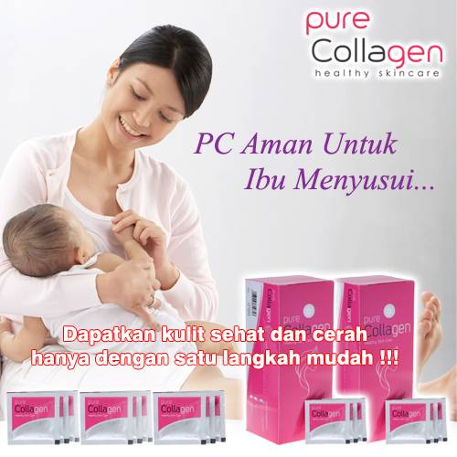 manfaat pure collagen