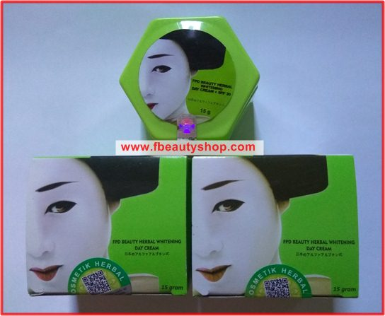 vege herbal cream FPD beauty herb BPOM
