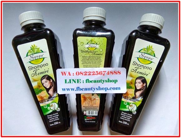 shampo kemiri syuga BPOM penumbuh rambut