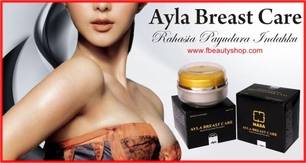 Ayla Breast Care Nasa Cream Pembesar Payudara