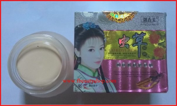 cream yu chun mei asli