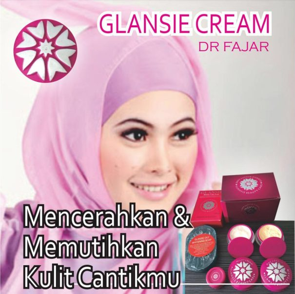 glansie cream original