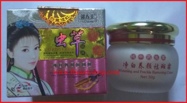 paket cream yu chun mei siang malam