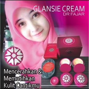 testi glansie cream original