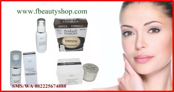 Harga Produk Ertos Beauty Care BPOM