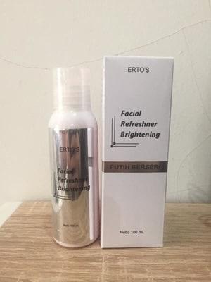 facial wash brightening Ertos