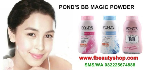 Manfaat Ponds BB Magic Powder