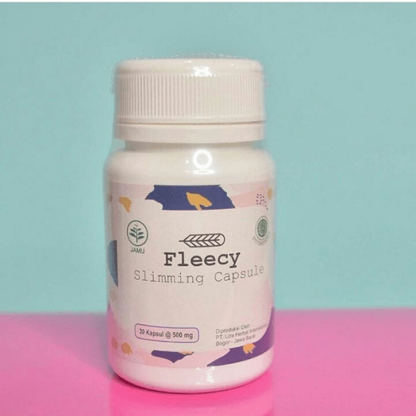 FSC Fleecy Slimming Capsule Obat Diet Aman