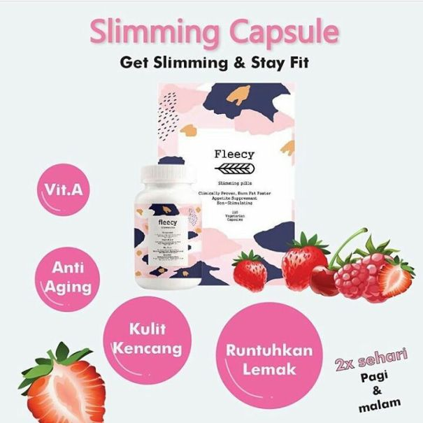 Fleecy Slimming Capsule