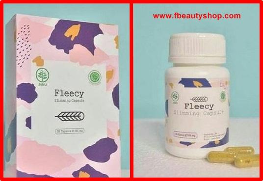 fleecy slimming capsule harga promo