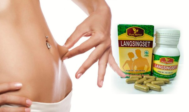 langsingset herbal pelangsing
