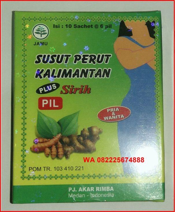 Jamu Susut Kalimantan
